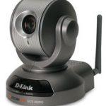 Vidéosurveillance et Wi-Fi : D-Link DCS-6620G