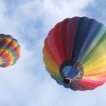 Chasse au Wi-Fi à bord d'une montgolfière