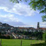 Fribourg, Suisse, a son réseau Wi-Fi gratuit