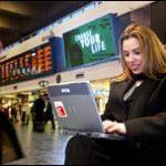 """""""Le nuage"""" Wi-Fi sur 9 villes anglaises"""