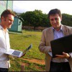 Le Brésil adopte le Wi-Fi solaire