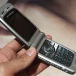 Nouveau téléphone portable Motorola A910