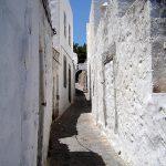 Une île grecque sans fil