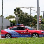La police australienne fait du wardriving