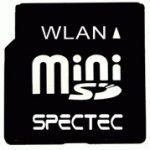 miniSD Wi-Fi de Spectec