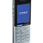 Téléphone VoIP Wi-Fi chez Linksys