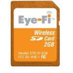 Eye-Fi coupe le cordon de votre appareil photo numérique