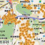 Tokyo couverte à 80% par Fon