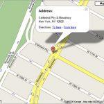Google Maps annule les PV