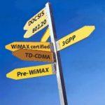 Données clés du WiMAX d'ici 2012