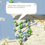 Démontage du relais Wi-Fi à Montmartin sur Mer !