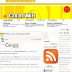 Le Canard WiFi nouveau est arrivé !