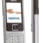 Nokia 6301 : 3G + Wi-Fi