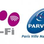 Lancement du réseau Wi-Fi à Paris aujourd'hui