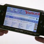 Surfer sur le Web en Wi-Fi avec son PSP