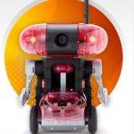Robot Wi-Fi chez Bandaï