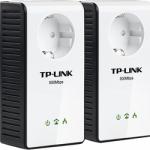 Les CPL en Gigabit Ethernet avec le TPLink AV500+