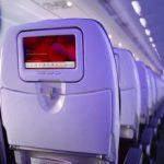 Le Wi-Fi dans les avions avec Virgin