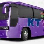 Le WiBro'bus fait son show à Séoul en Corée