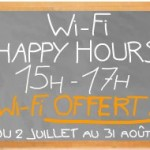 Wi-Fi Happy Hours chez Orange